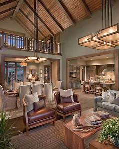 Rustic living room paint colors home design inspiration for Interior paint colors for rustic homes