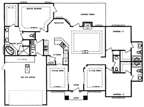 family home floor plans single family house floor plan home design and style