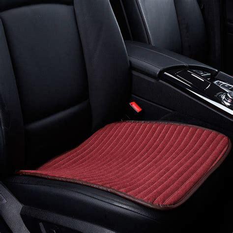 coussin siege voiture coussin couvre siège voiture chaise tissu doux 46x46cm 5