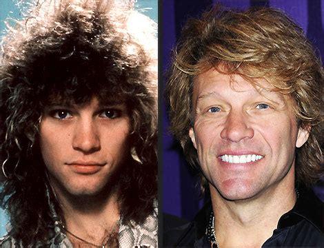 Jon Bon Jovi Changing Looks Video People