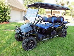 Custom Stretched Limo Golf Carts Gallery