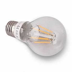 Ampoule Led Filament : ampoule led e27 filament deco lumineuse ~ Teatrodelosmanantiales.com Idées de Décoration