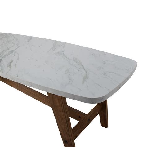 second hand table ls 82 off faux marble coffee table tables