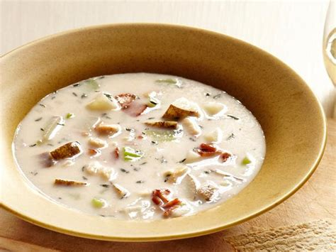 england clam chowder recipe ellie krieger