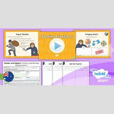 * New * Planit Mathematics Year 2 Number And Algebra Fractions And Decimals
