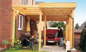 Carport Holz Selber Bauen : carport aus holz ~ Markanthonyermac.com Haus und Dekorationen
