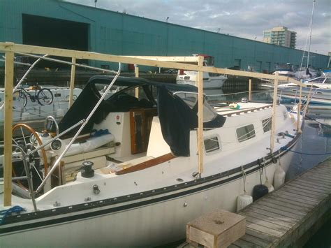 Boat Wraps For Winter by How To Shrink Wrap Your Boat For Winter Ragged Sails