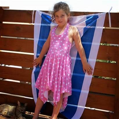Dress Maria Tween Sewing Pattern Noni Looli