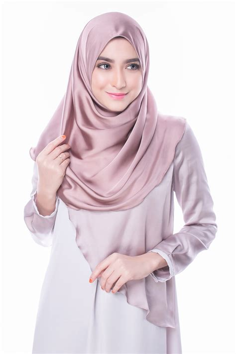 tutorial hijab style tampil cantik elegan  hijab