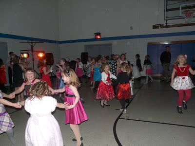 whats happening  ida daddydaughter dance