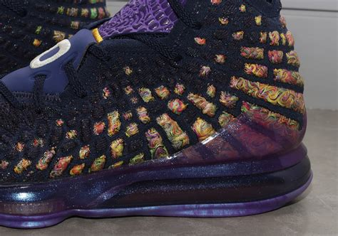 """Expected to sell for over $150,000 usd. Nike LeBron James 17s Space Jam 2 """"Monstars"""" 