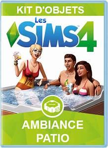 Les Sims 4 Ambiance Patio Telecharger Kit D U2019objets 2015