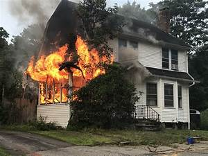 Two Adults  Dog Escape Ansonia House Fire