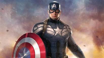 America Captain Desktop Computer Wallpapers