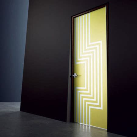 11 door decorating ideas to create modern interior doors
