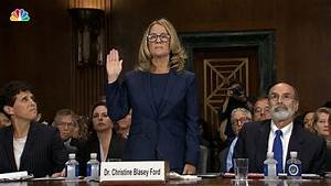 Read Kavanaugh, Ford Opening Statements in Senate Hearing ...