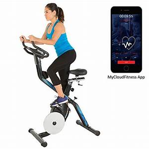 Exerpeutic 4000 Recumbent Bike Manual