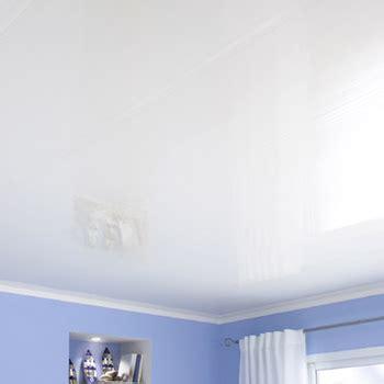 lambris pvc blanc pour plafond r 233 nover en image