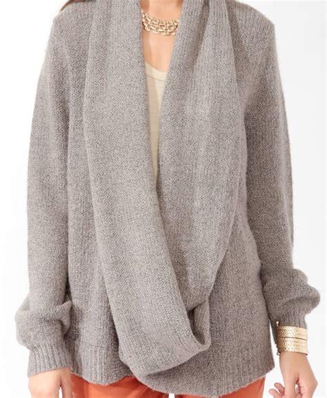 wrap sweater cardigan sweater cardigan wrap bronze cardigan