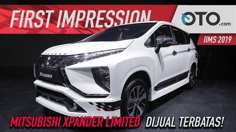Review Mitsubishi Xpander Limited by Mitsubishi Xpander Limited Impression Apa