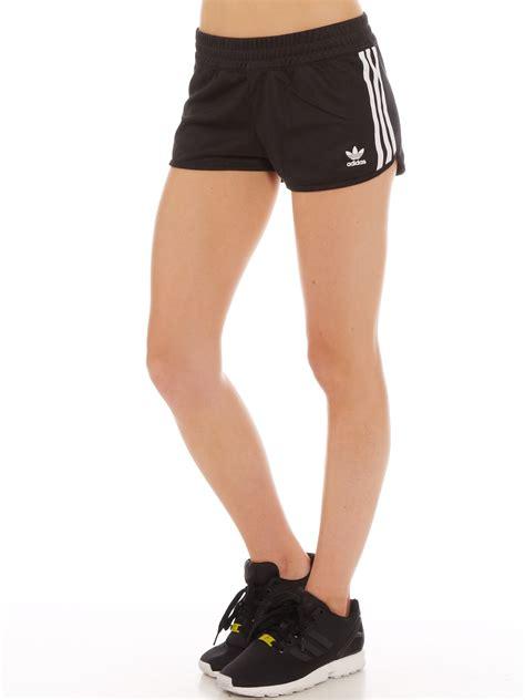3-Stripes Adidas Shorts Black Women
