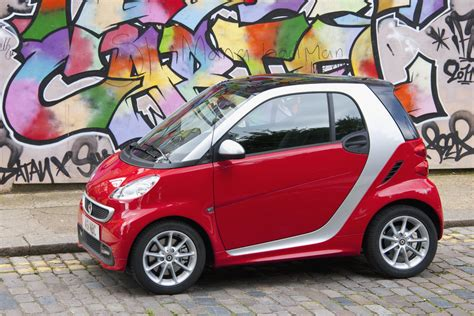 Smart Is Voted Most Economical Car Brand In Britain