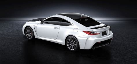 lexus white lexus rc f looking awesome in white