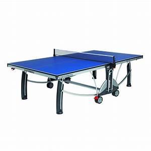 CORNILLEAU Table De Ping Pong SPORT 500 INDOOR Prix Pas