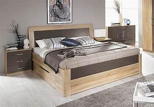 Bett Sonoma Eiche 160x200 : bett arona futonbett in sonoma eiche und lava hochglanz mit schubkasten 180x200 ebay ~ Whattoseeinmadrid.com Haus und Dekorationen