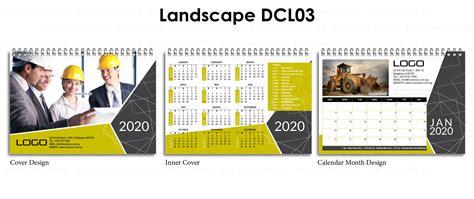desktop calendar printing  singapore