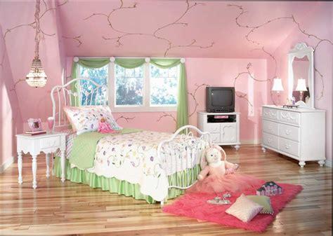 Chambre Fille  Decoration Chambre A Coucher Pour Fille