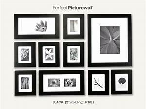 Stencils templates discount photo wall frame kit all in for Picture hanging template kit
