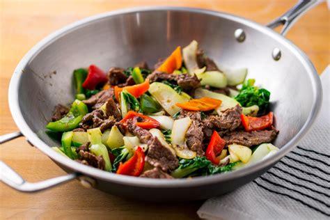 la cuisine au wok les avantages de la cuisine au wok