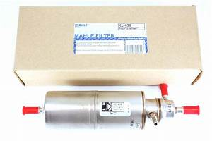 Oem Mercedes Fuel Filter By Mahle Kl438 Ml55 Amg  Ml320