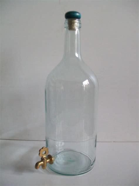 bottiglie con rubinetto bottiglia litri 2 con rubinetto enotecnica albese