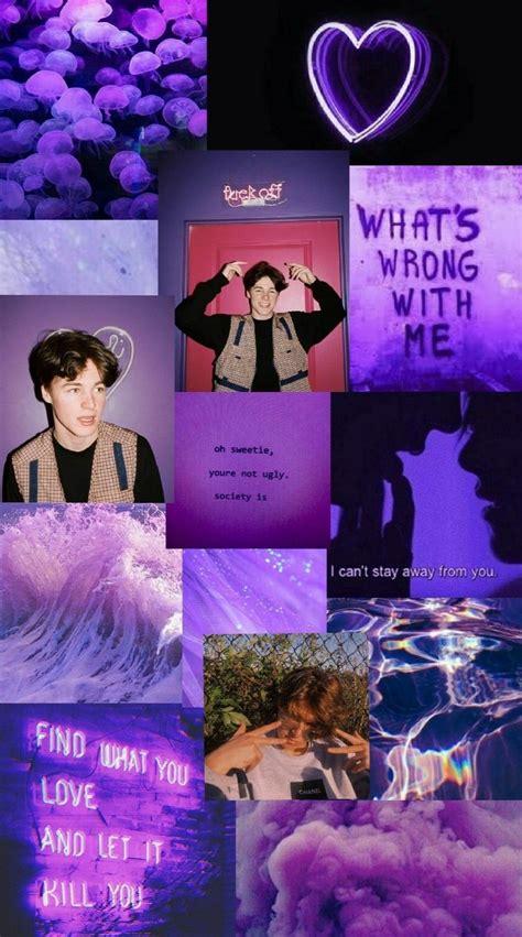 nick in 2020 purple wallpaper boys wallpaper