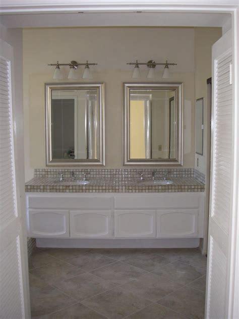 brushed nickel bathroom vanity mirrors cheap bathroom