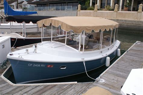 Electric Boats For Sale by Used Duffy Electric Boats 714 916 0200 Or Boseyachts Mac