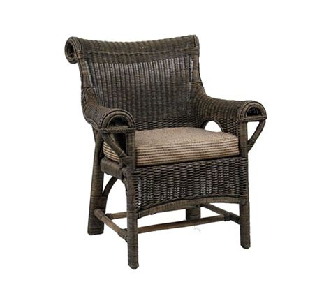 charleston lounge chair wicker material indoor