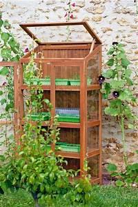 Mini Serre De Balcon : serre de balcon jardiner en ville ~ Premium-room.com Idées de Décoration