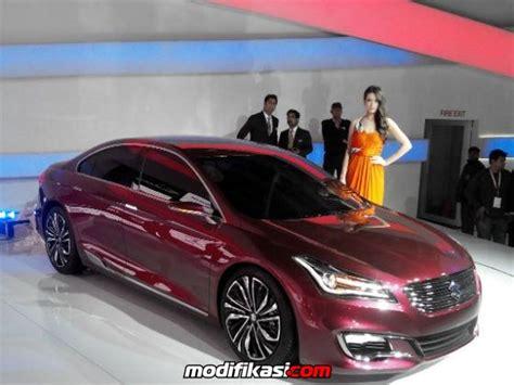Modifikasi Suzuki Ciaz by Sedan Suzuki Ciaz Penerus Baleno Di Patenkan Di China