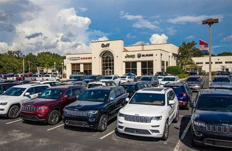 Gulf Chrysler Foley Al by About Our Chrysler Dodge Jeep Ram Dealership Foley