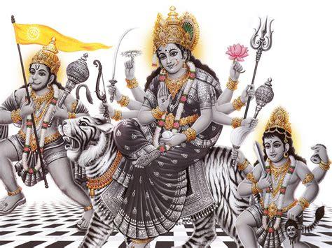 Goddess Maa Durga Devi Angry Hd Photos Images