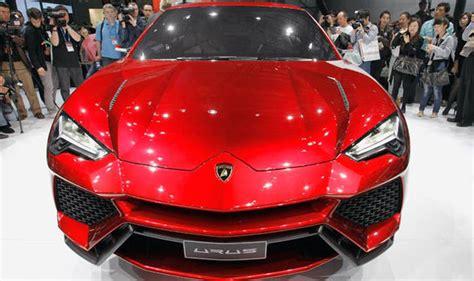 Lamborghini Urus  First Hybrid Suv Production Starts In