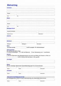 Mietvertrag Kostenlos Pdf : mietvertrag hier downloaden ~ Frokenaadalensverden.com Haus und Dekorationen