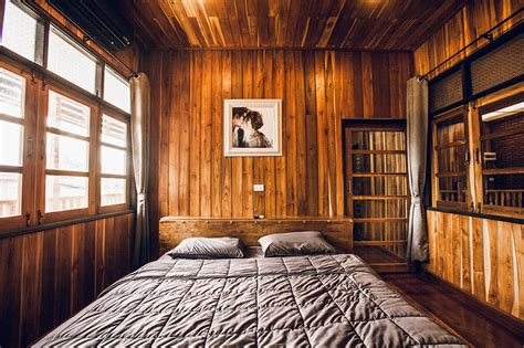 ตกแต่งห้องนอนด้วยงานไม้ - บ้านไอเดีย เว็บไซต์เพื่อบ้านคุณ