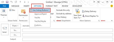 Office 365 Outlook Voting Buttons 365 where are the voting buttons microsoft community