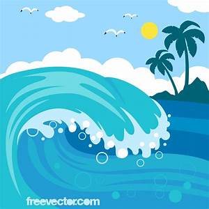 Ocean Beach Clipart - Clipart Suggest