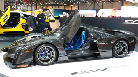 50 Supercars You've (probably) Never Heard Of