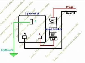 Electric Wiring Diagram For Socket